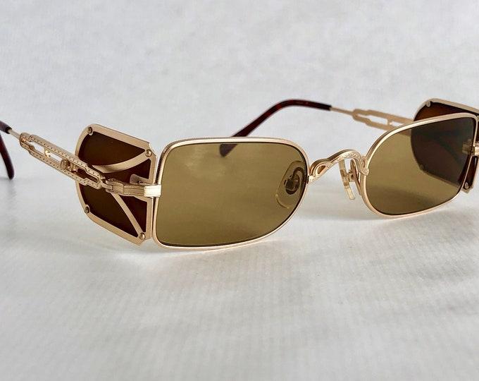 Matsuda 10611 Pure Titanium Vintage Sunglasses – New Old Stock – Including Case
