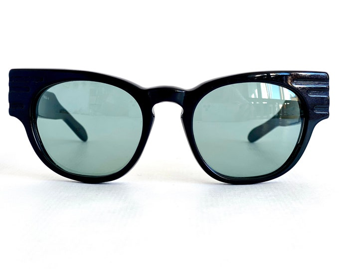 Vintage 1981 Fiorucci 8 Sunglasses – First Fiorucci Eyewear Collection – Made in Italy – New Old Stock