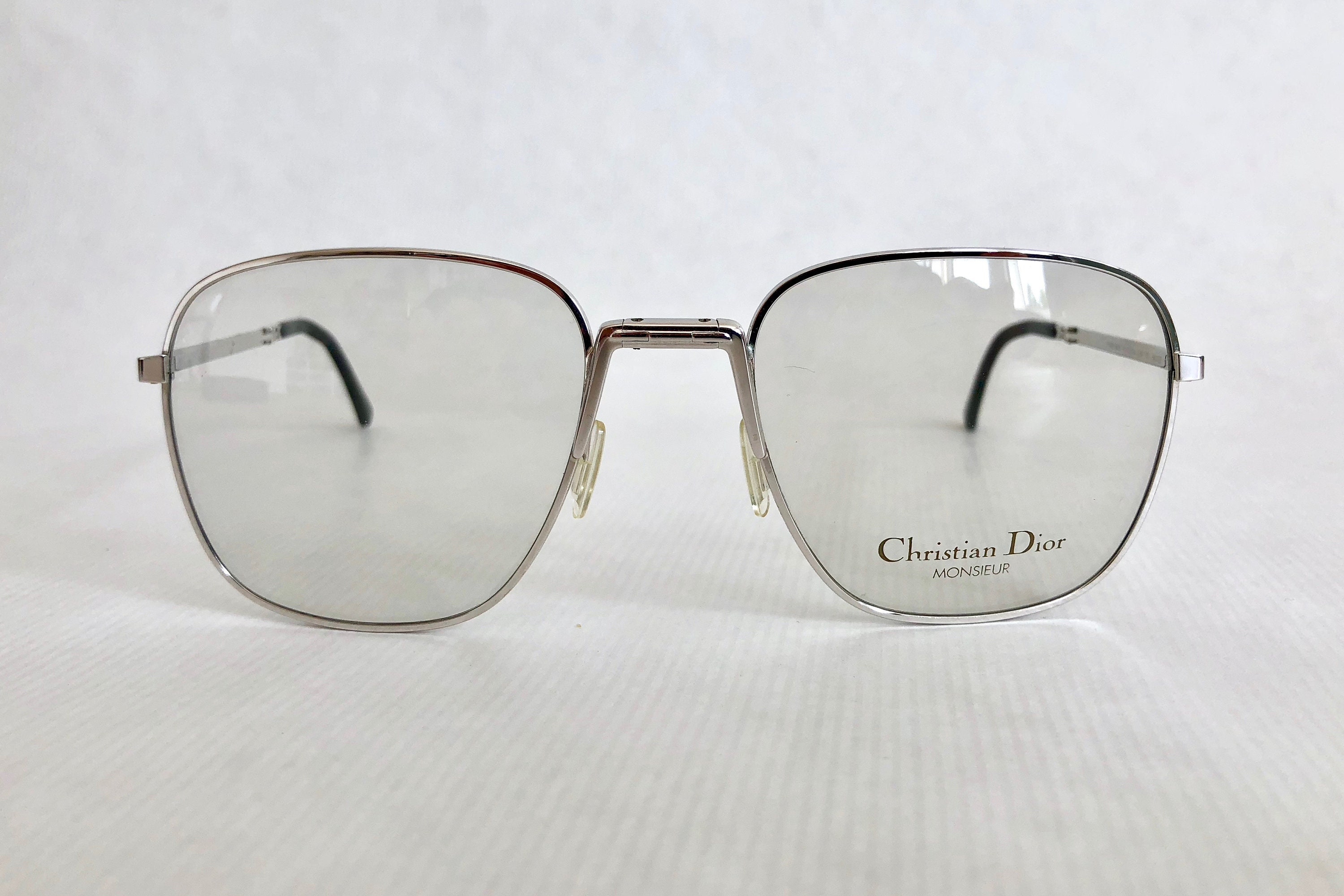 6aaea23614b Folding Christian Dior Monsieur 2287 Vintage Glasses New Old Stock with  Original Case