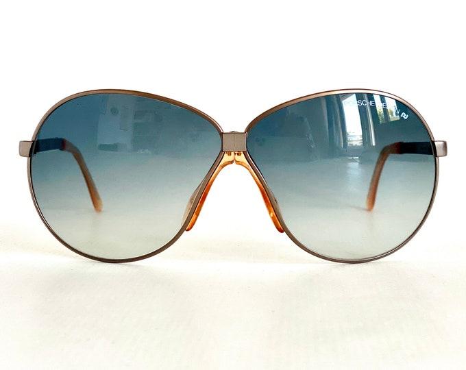 Vintage Porsche Design 5626 Folding Sunglasses – Full Set – New Old Stock