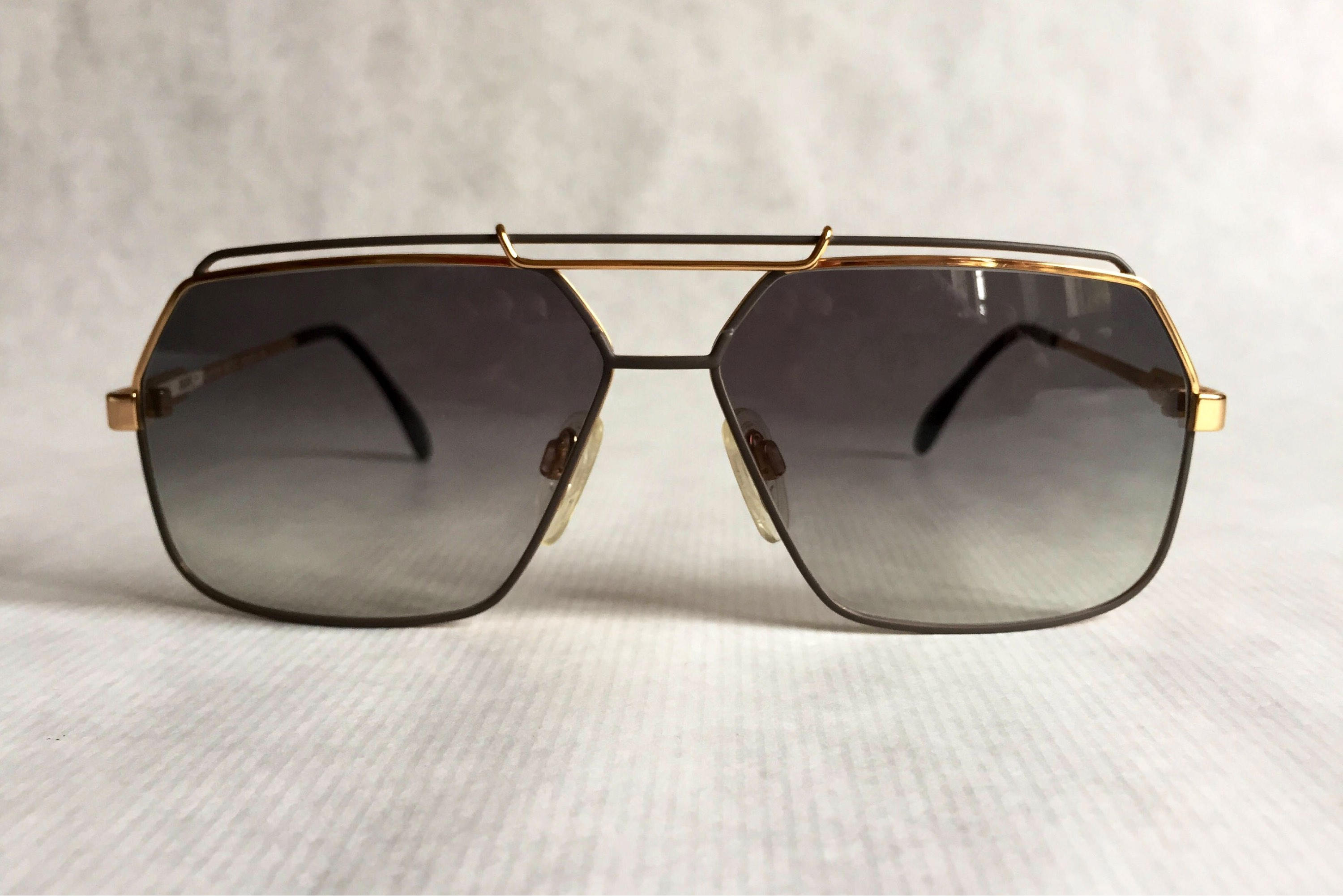 b14fb416049 Cazal 734 Col 303 Vintage Sunglasses Made in West Germany New Old Stock.  gallery photo ...