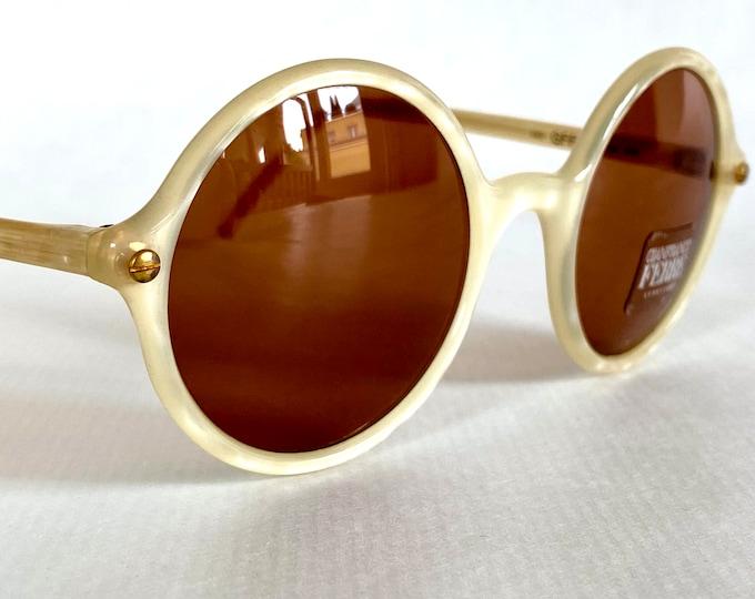 Vintage 1980s Gianfranco Ferré GFF 1 Sunglasses – New Old Stock