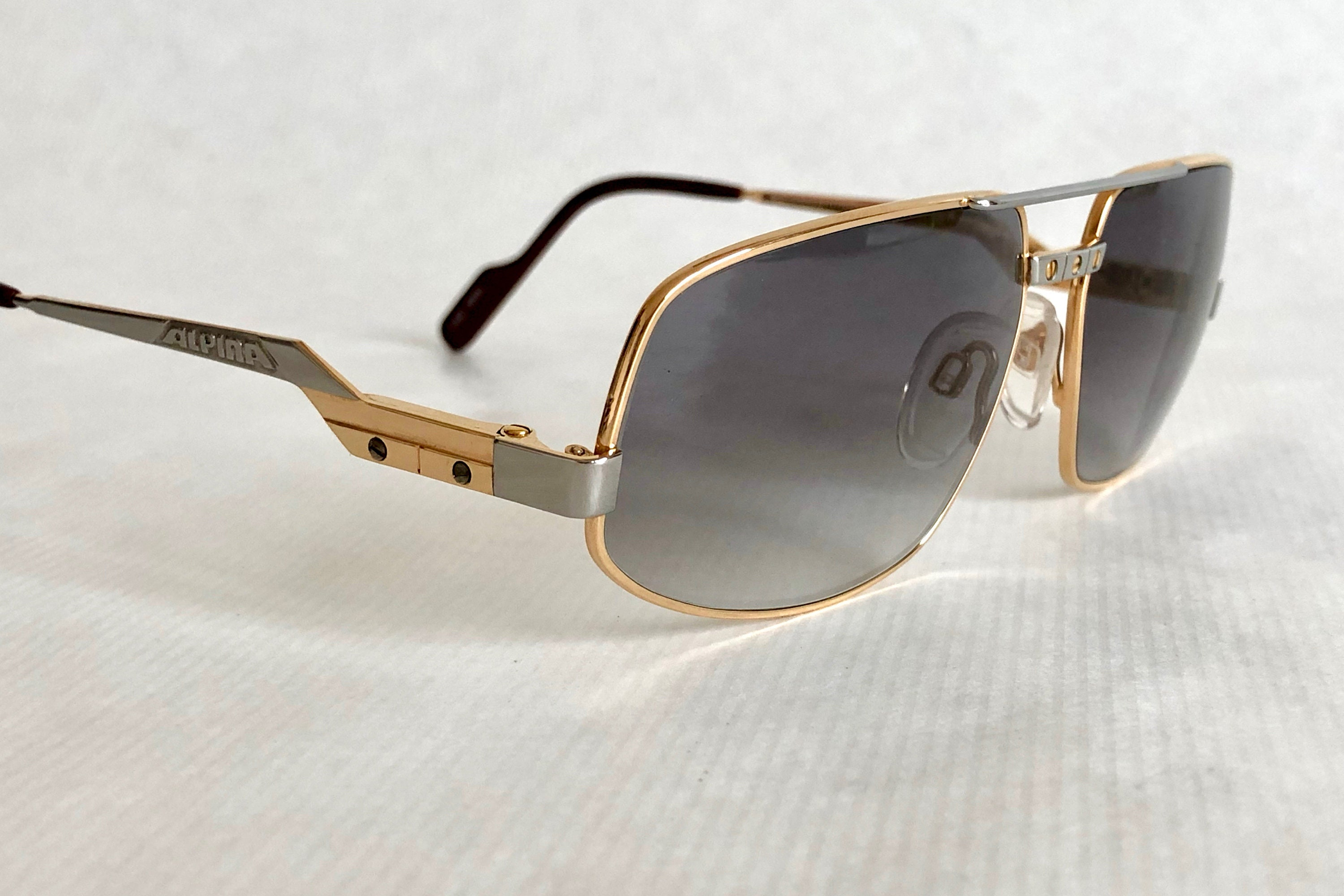 4a2461d49ec4 Alpina FM11 Vintage Sunglasses – New Old Stock – Including Alpina Case –  Made in West Germany