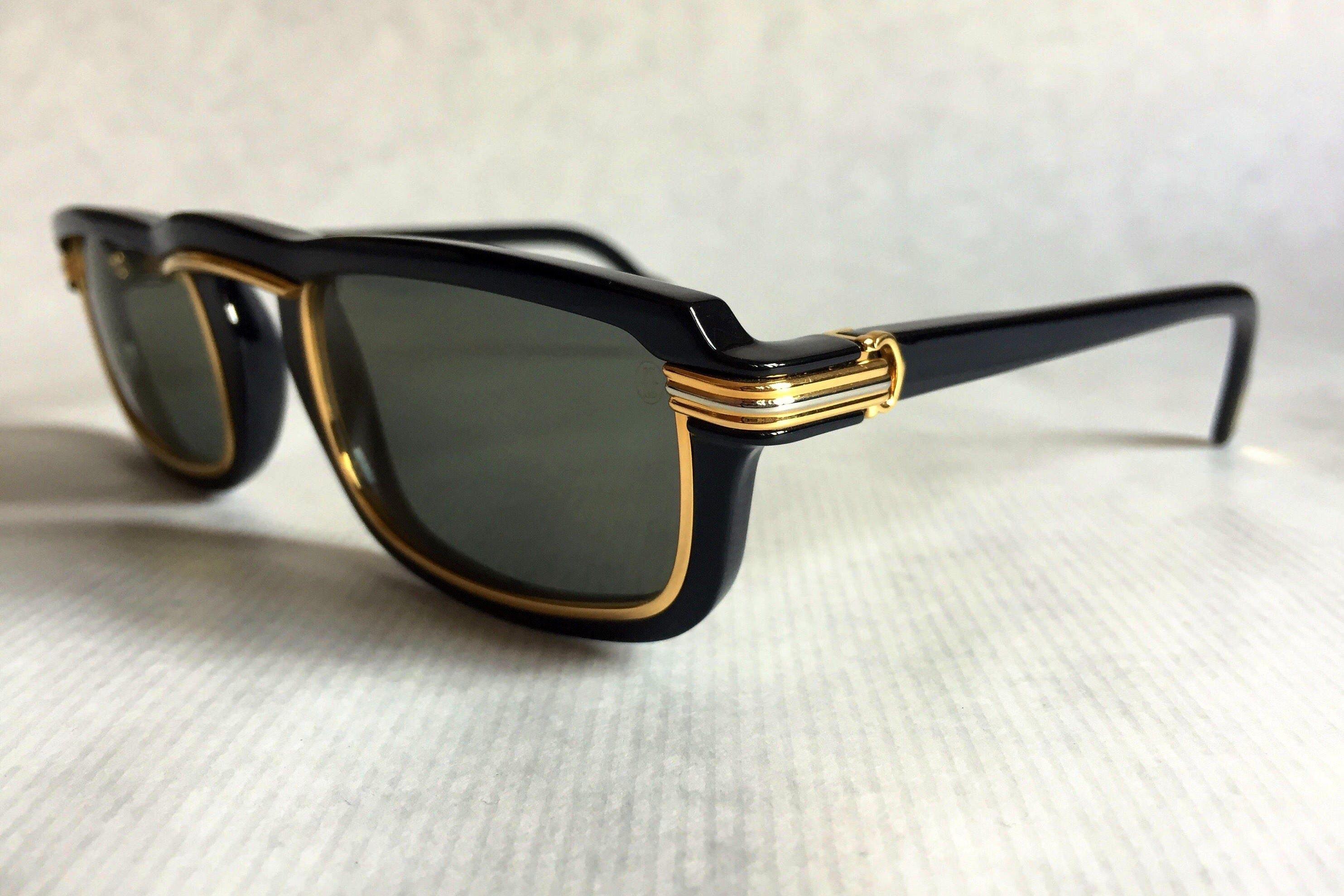 761a5baab48f Cartier Vertigo Vintage Sunglasses - Full Set - New Old Stock. gallery  photo gallery photo gallery photo gallery photo gallery photo