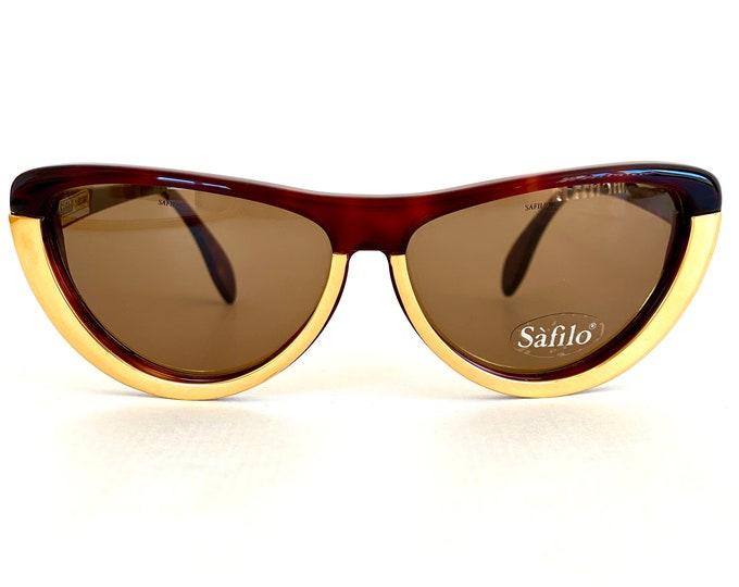 Vintage 1980s Safilo Capriccio 3 Sunglasses – New Old Stock – Made in Italy