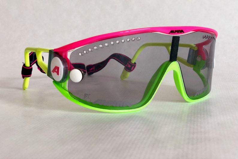New Alpina Swing In Vintage Full Vario West Stock Old Sunglasses Made Germany Bike Set – eCrxoWBd