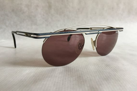 92063ed83e9 Cazal 748 3 Col 396 Vintage Sunglasses Made in West Germany