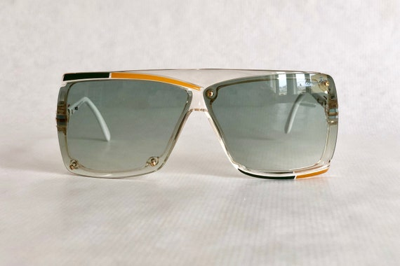 99bbb24112d8 Cazal 859 Col 246 Vintage Sunglasses New Old Stock Made in
