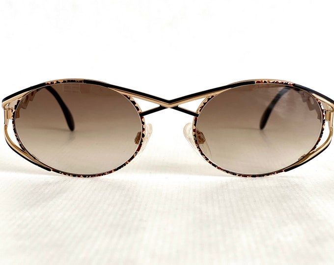 Cazal 977 Col 498 Vintage Sunglasses - New Old Stock - Made in Germany