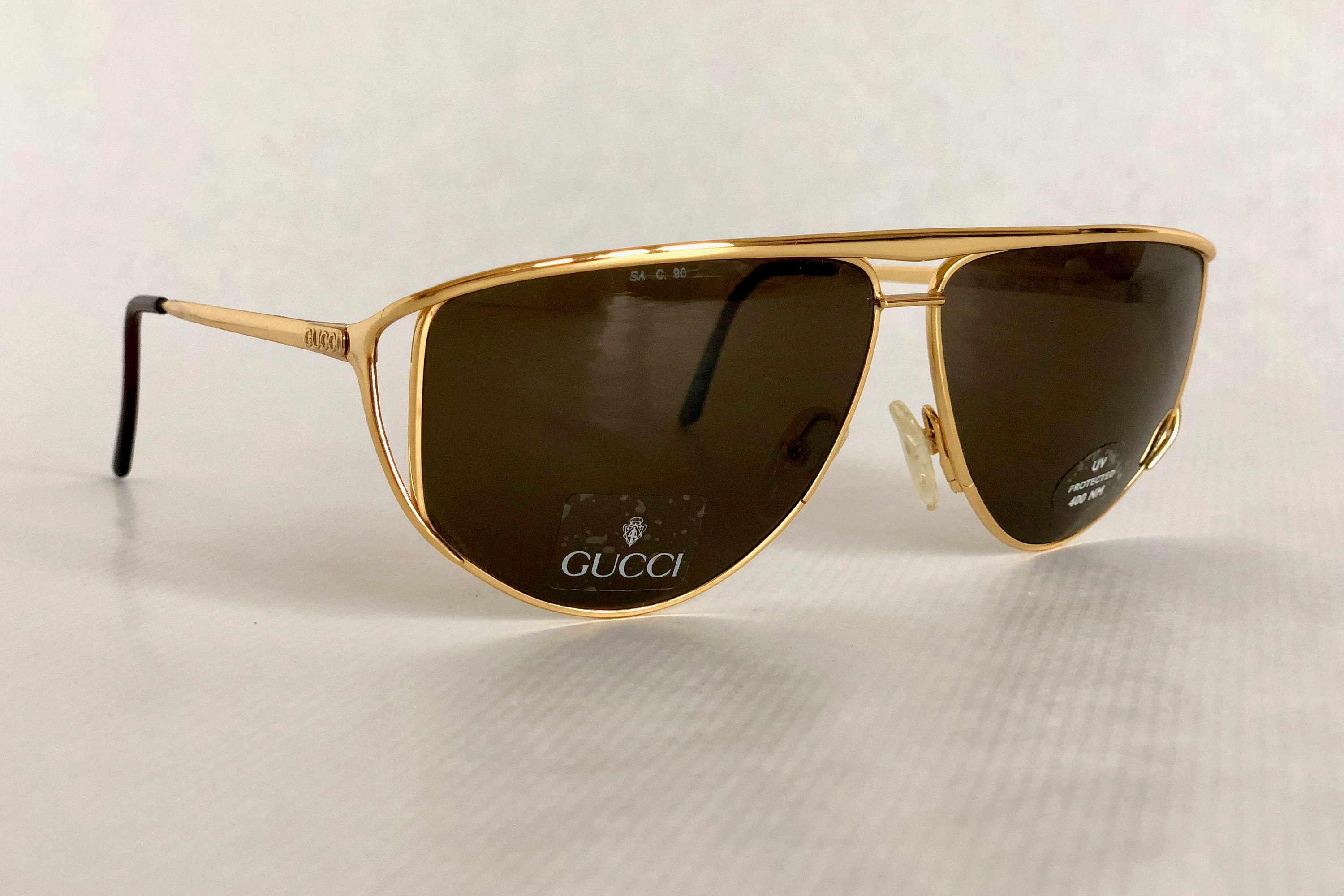8cb71429c14 GUCCI GG 2233 S Vintage Sunglasses New Old Stock including Case. gallery  photo gallery photo ...