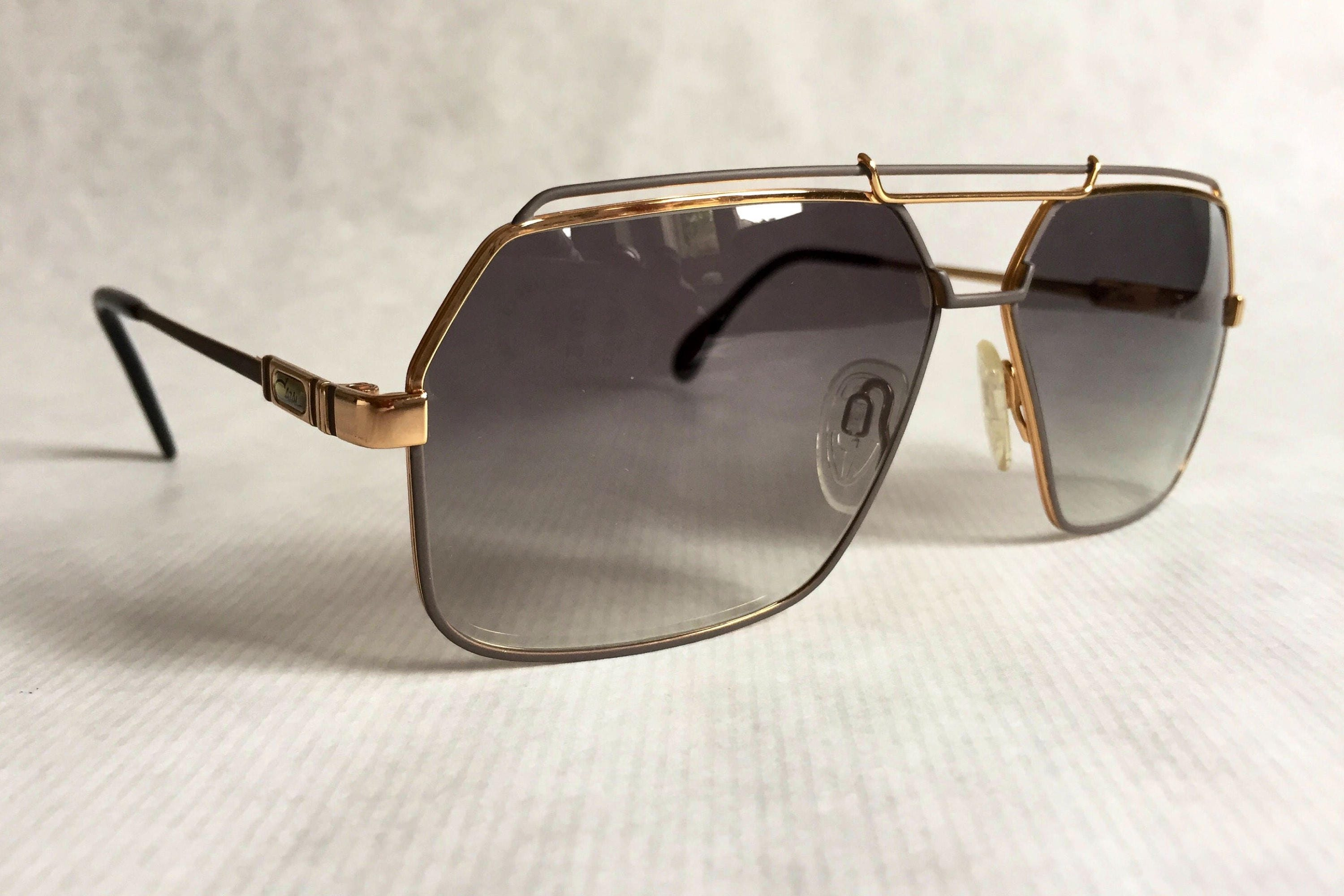 41656dc60c Cazal 734 Col 303 Vintage Sunglasses Made in West Germany New Old Stock