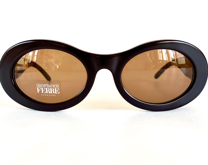Vintage 1980s Gianfranco FERRÈ GFF 325/N/S Sunglasses – New Old Stock