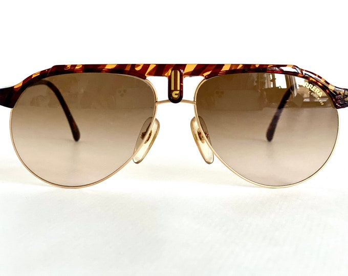 Vintage 1989 Carrera 5478 Sunglasses – Made in Austria – Repaired