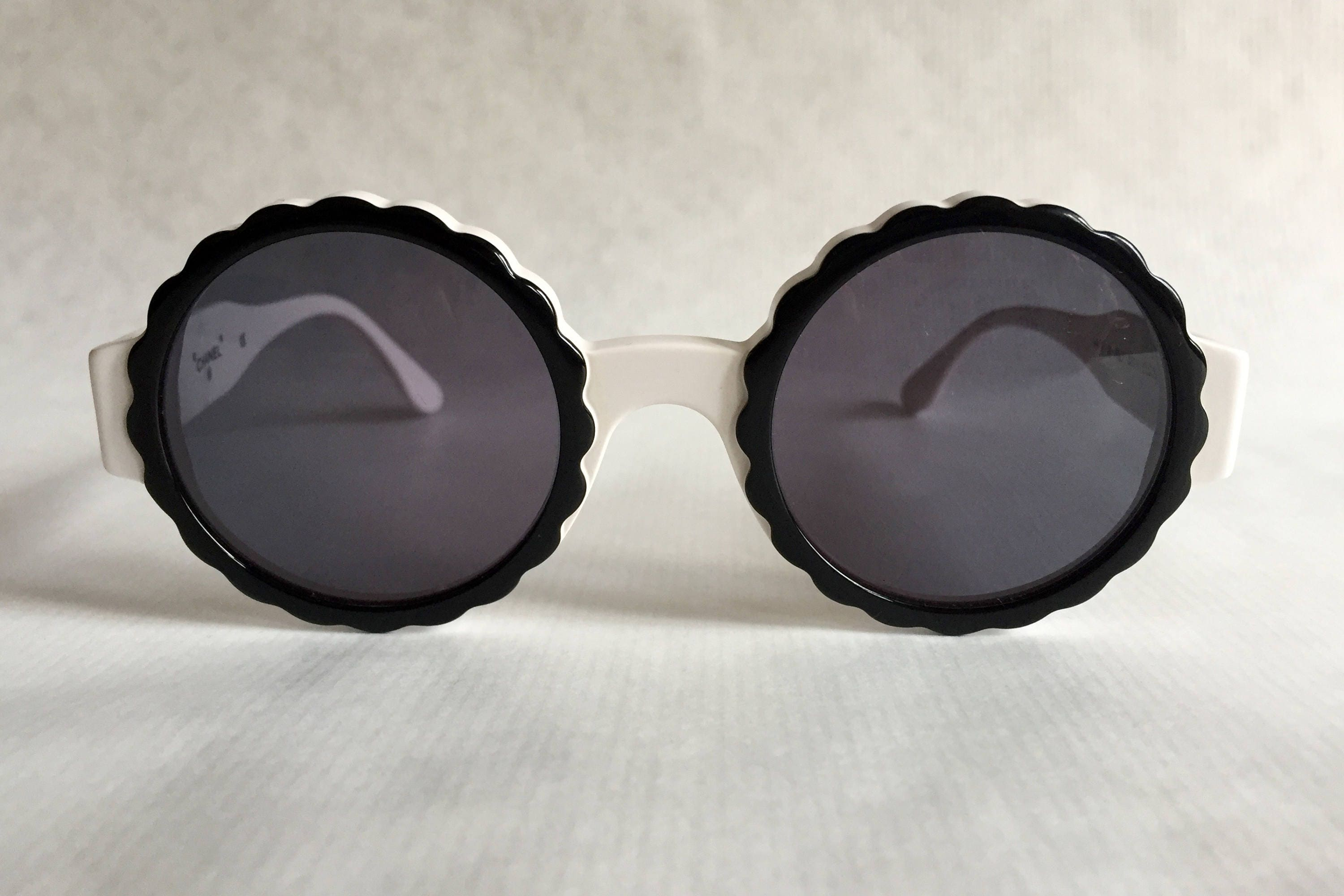 97ec4a2777fbc CHANEL 03524 C0200 Vintage Sunglasses New Old Stock including Box ...