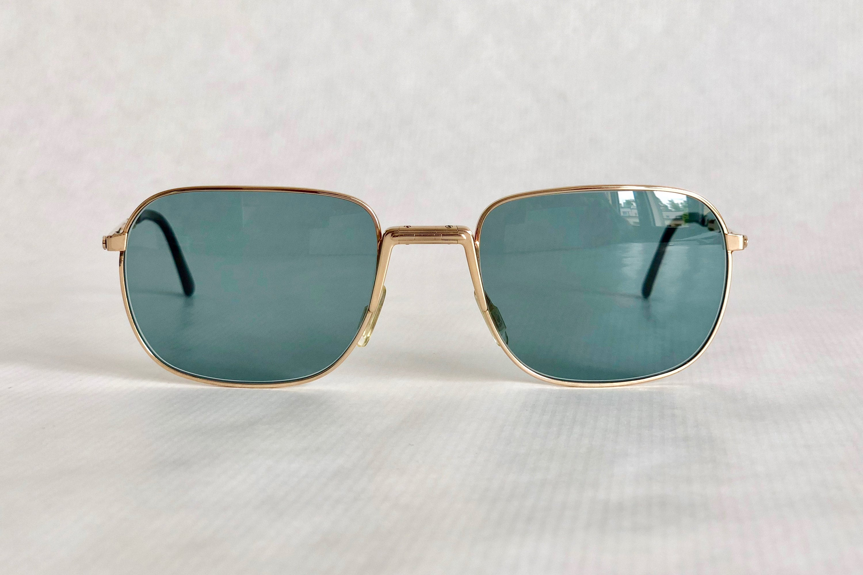 f3a8ab62d78e1 Folding Christian Dior Monsieur 2288 Vintage Sunglasses New Old Stock.  gallery photo ...