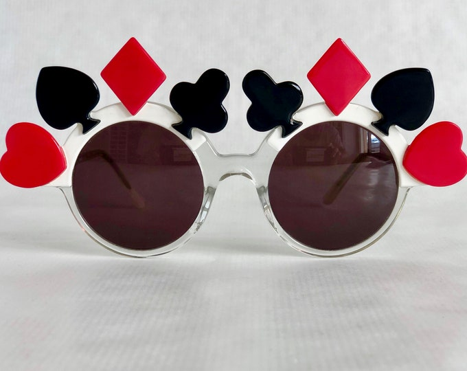 Anglo American Eyewear ACES HIGH Vintage Sunglasses – Made in England – New Unworn Deadstock