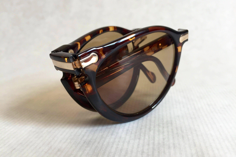 6a45f39a604 Hugo Boss by Carrera 5153 Folding Vintage Sunglasses - New Unworn Deadstock.  gallery photo ...