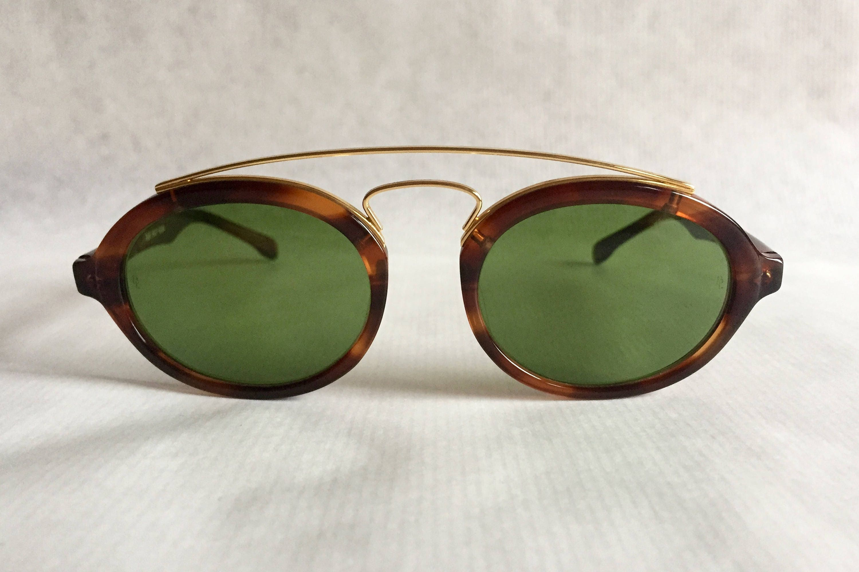 6c8ab0cf71fb86 Ray-Ban Gatsby Style 6 by Bausch   Lomb Vintage Sunglasses New Unworn  Deadstock. gallery photo ...