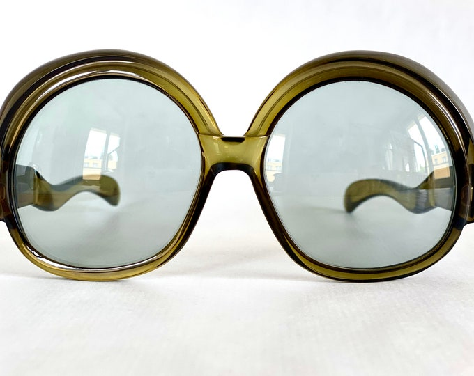 Vintage 1970s Optyl L06 Sunglasses – New Old Stock – Made in Austria