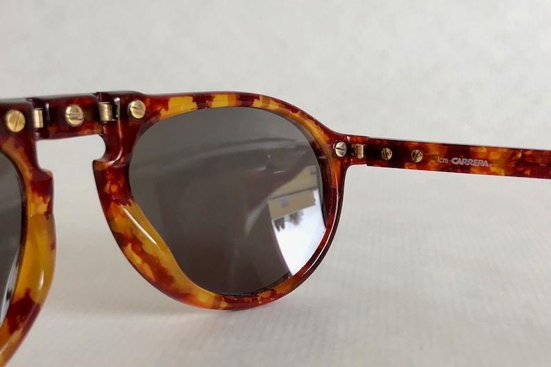 0ce91162c1e HUGO BOSS by Carrera 5153 Folding Vintage Sunglasses