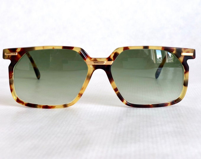 Cazal 646 Col 676 Vintage Sunglasses Made in West Germany New Old Stock