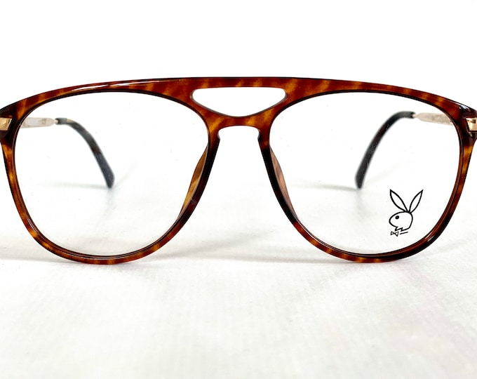 Vintage 1980s Playboy 4667 Glasses – New Old Stock – Made in West Germany