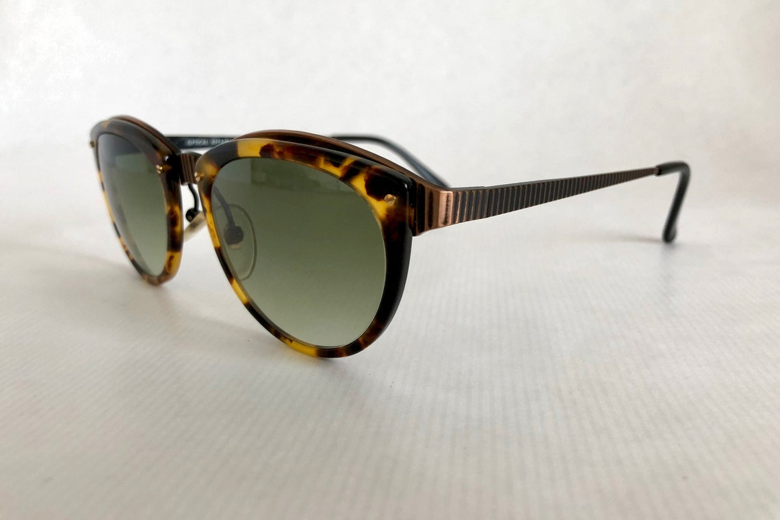 Christian Roth New York Optical Affairs 7701 Vintage Sunglasses New Old Stock Made in Japan