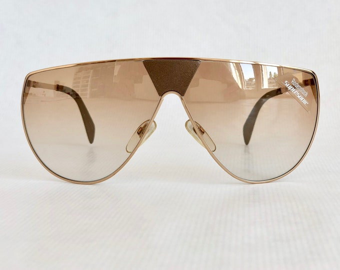 Rodenstock Supersonic 1755 D130 Vintage Sunglasses New Old Stock