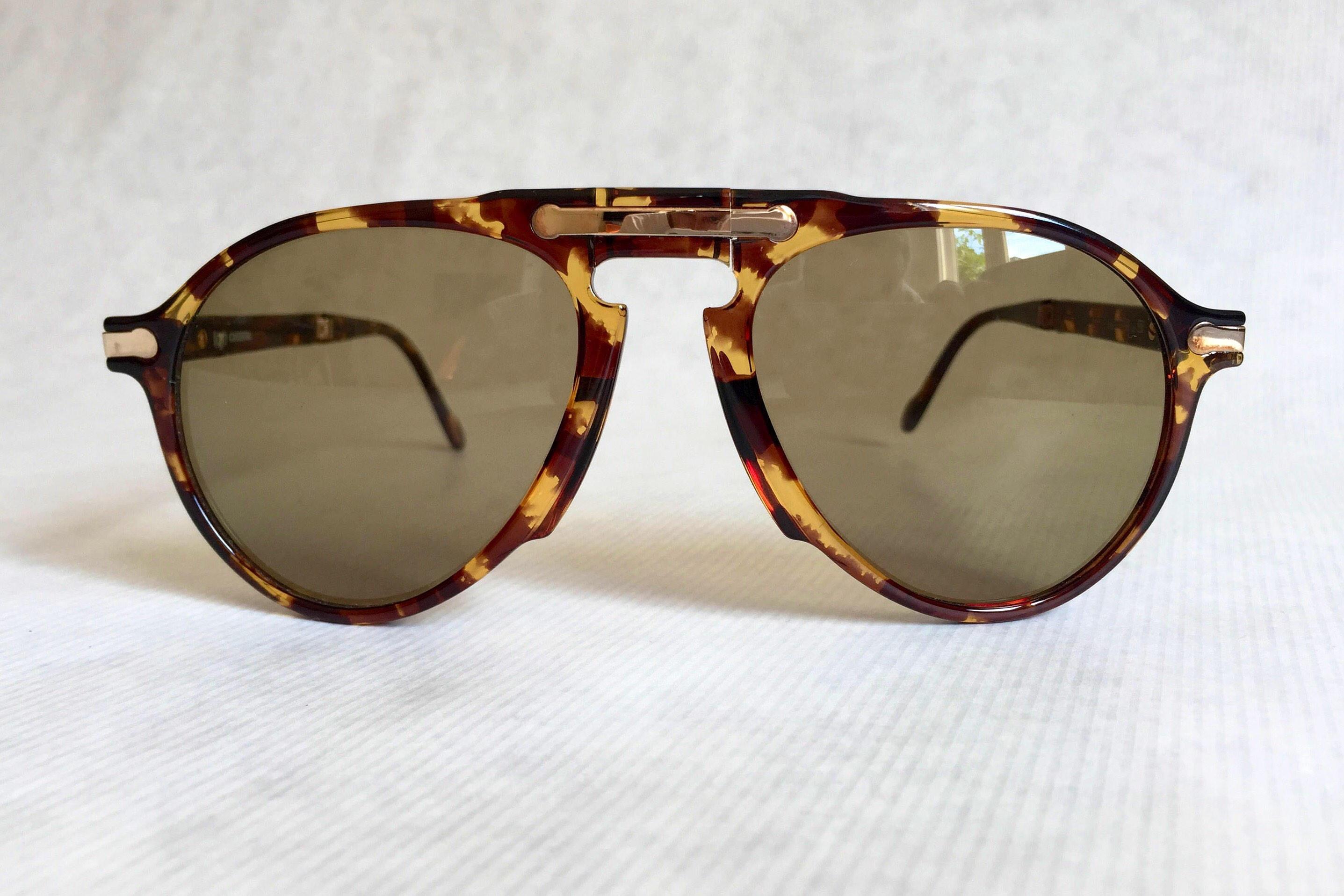 2ee3c1543b Hugo Boss by Carrera 5156 Folding Vintage Sunglasses - New ...
