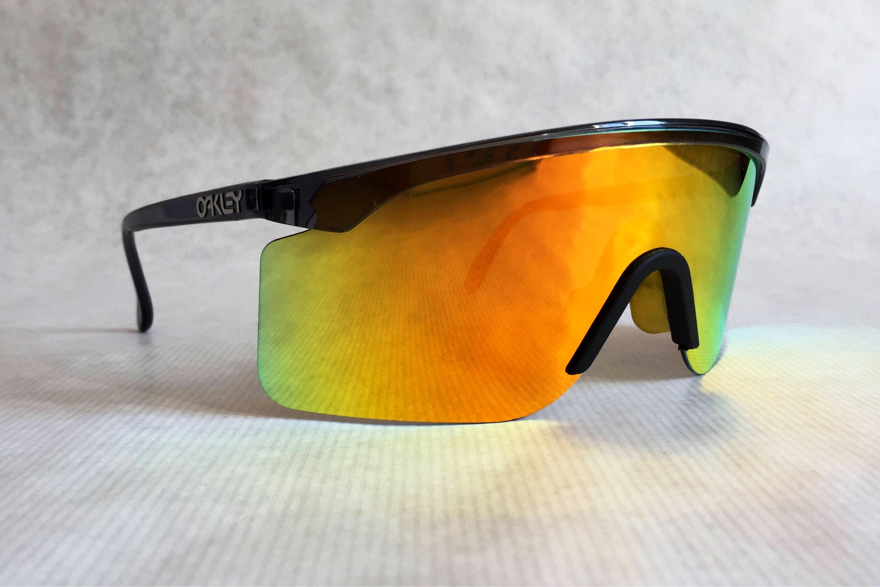 f65047ab73 Oakley Blades® 1988 Vintage Sunglasses Full Set New Unworn Deadstock  including Extra Blade®. gallery photo ...