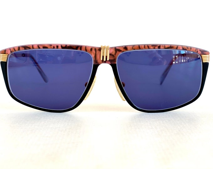 Vintage 1980s Avus 2-220-19 Sunglasses – Made in West Germany