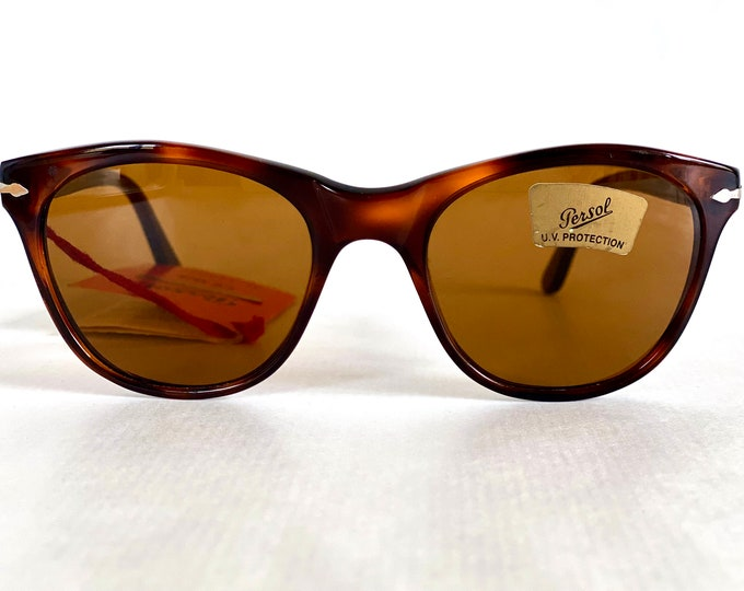 Vintage 1980s Persol Ratti 69208 Vintage Sunglasses – New Old Stock – Including Tag