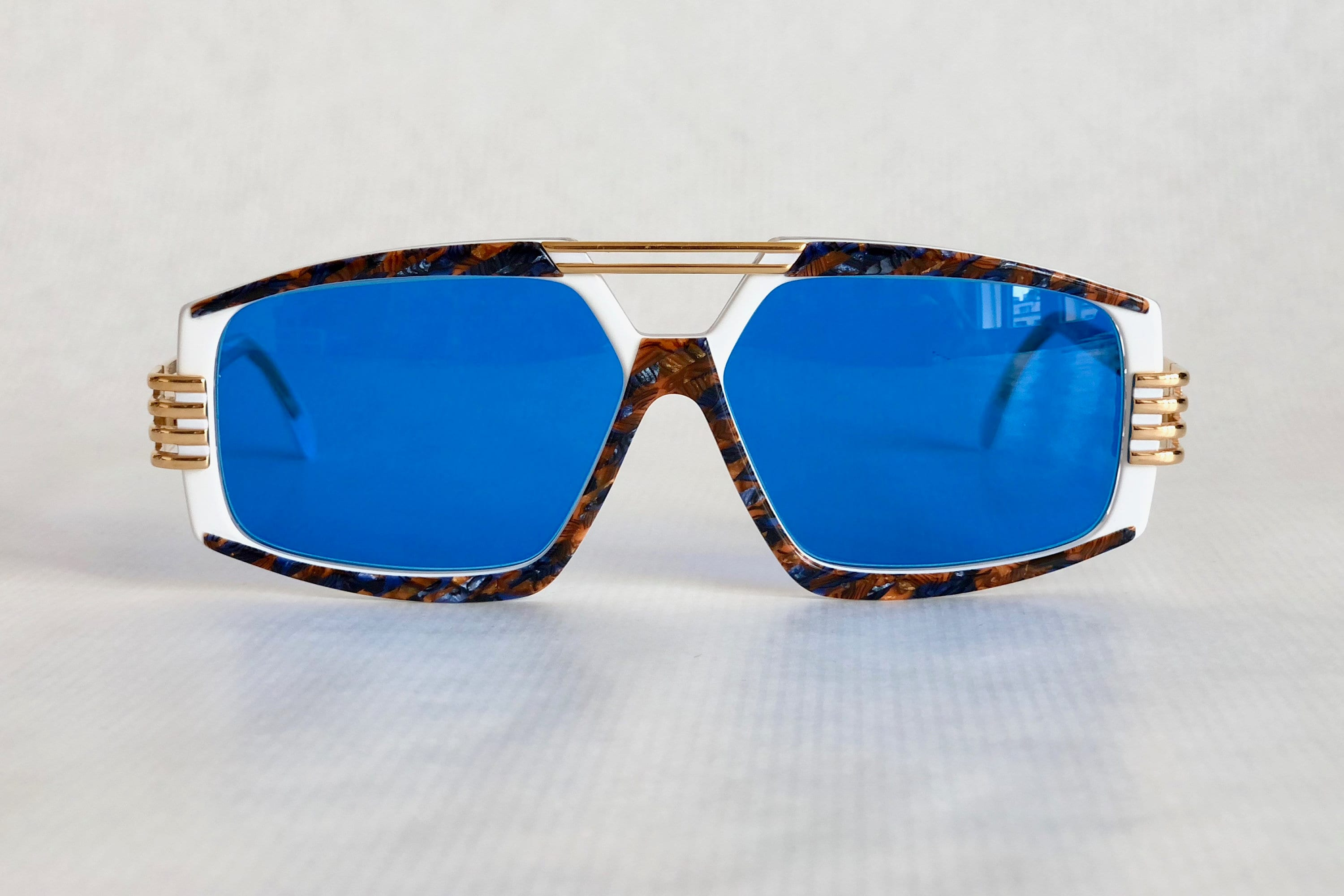 25869f2754 Cazal 325 Col 653 Vintage Sunglasses Made in West Germany New Old Stock.  gallery photo ...