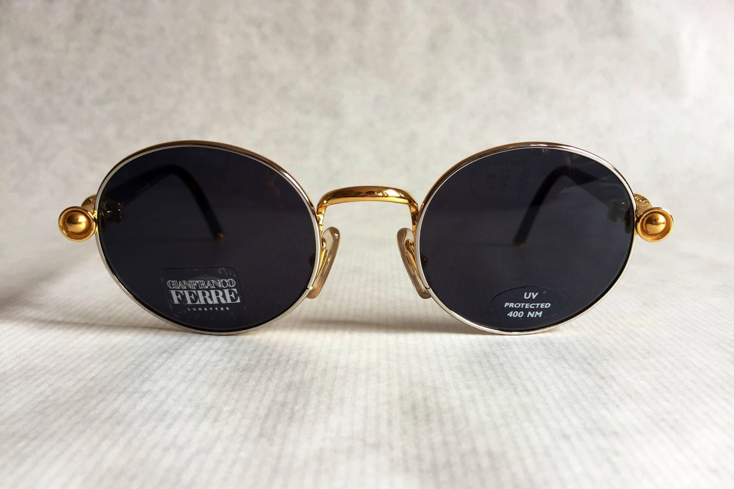 a32eeec741f Gianfranco Ferre GFF 352 S Vintage Sunglasses New Old Stock including Case.  gallery photo ...