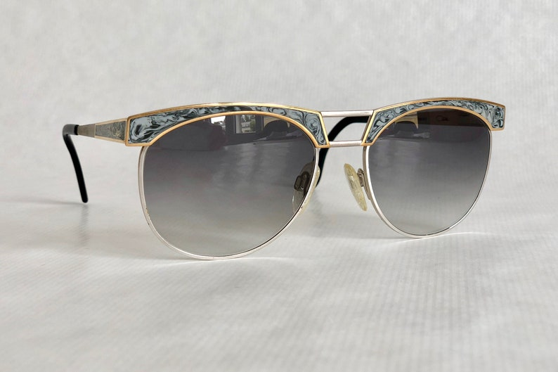 38e180b9abb8 Cazal 741 Col 96 058 Vintage Sunglasses NOS Made in West