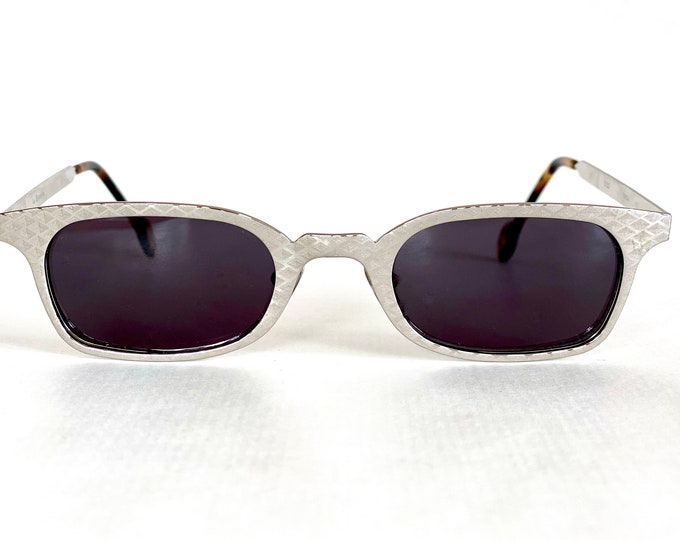 Sugar Ray Leonard's Vintage 1994 l.a. Eyeworks Topeka Sunglasses – Made in Italy – New Old Stock