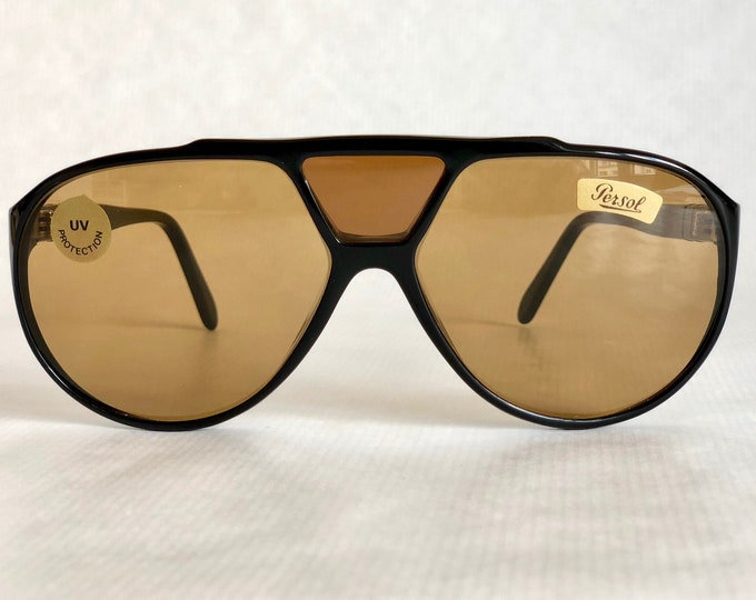 Persol Ratti 802 Vintage Sunglasses New Old Stock Made in Italy