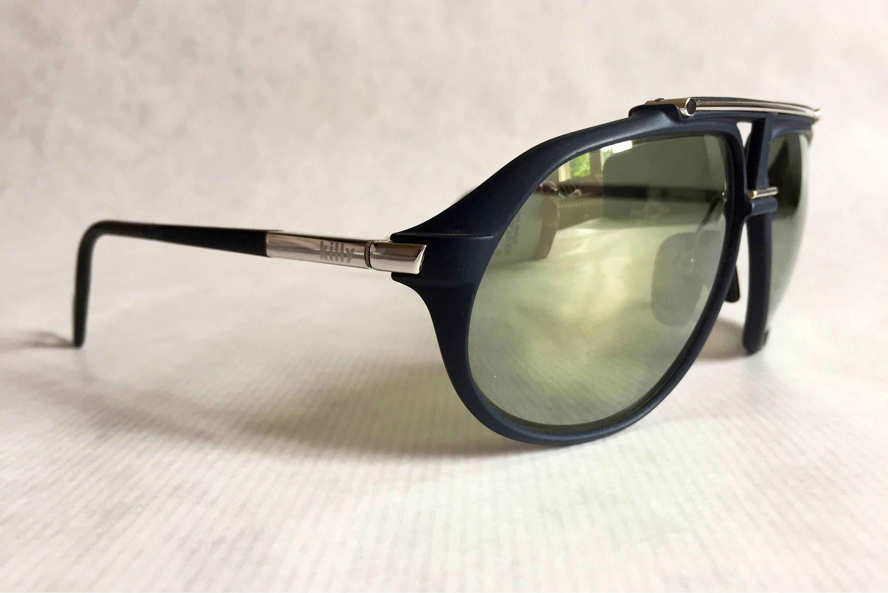 8a7c2af1c554 Killy 469 004 Vintage Sunglasses with Suspended Nosepads - New Unworn  Deadstock