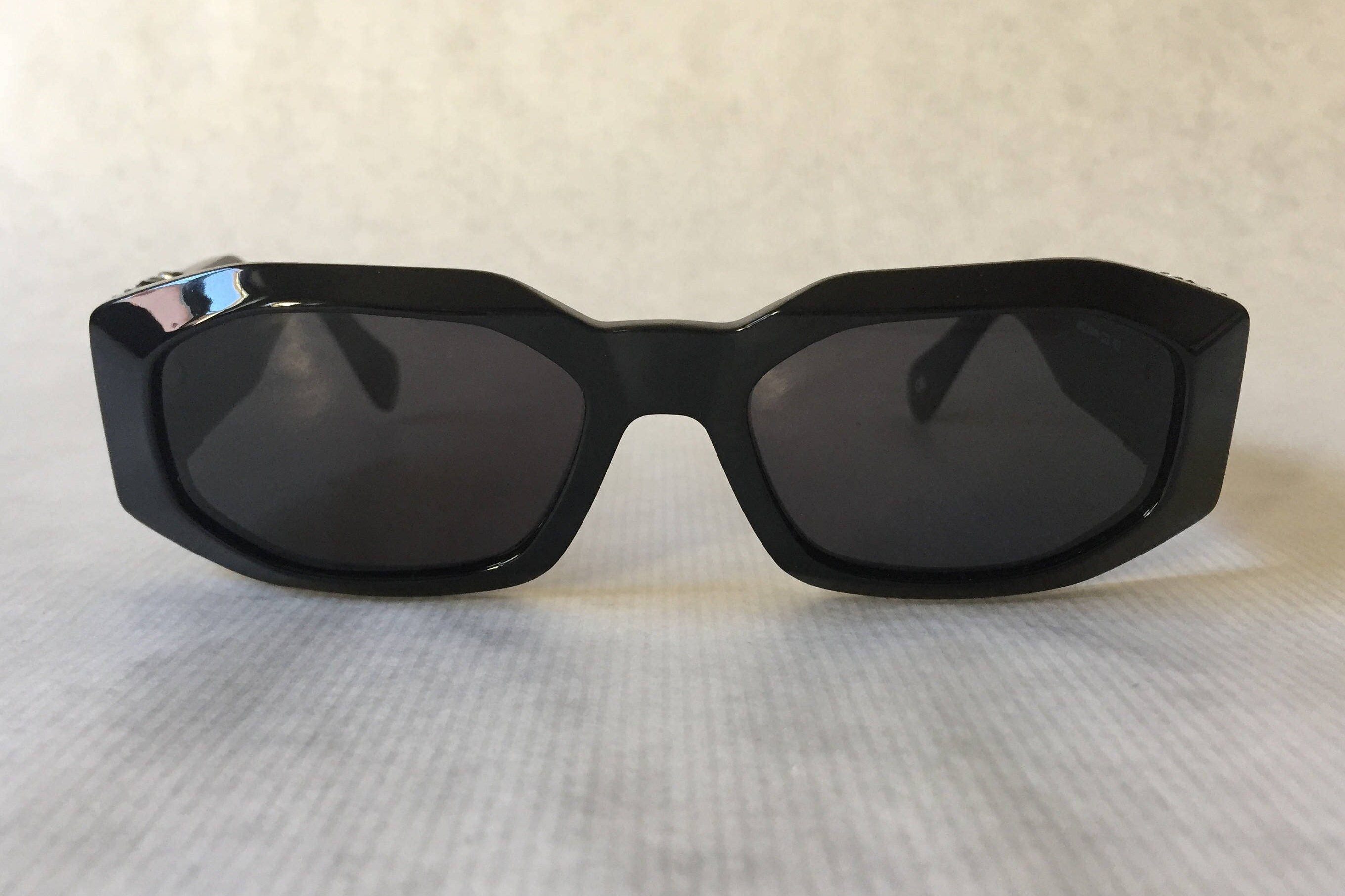 4276a2cec1ad Gianni Versace 414/H Col 852 Vintage Sunglasses New Old Stock ...