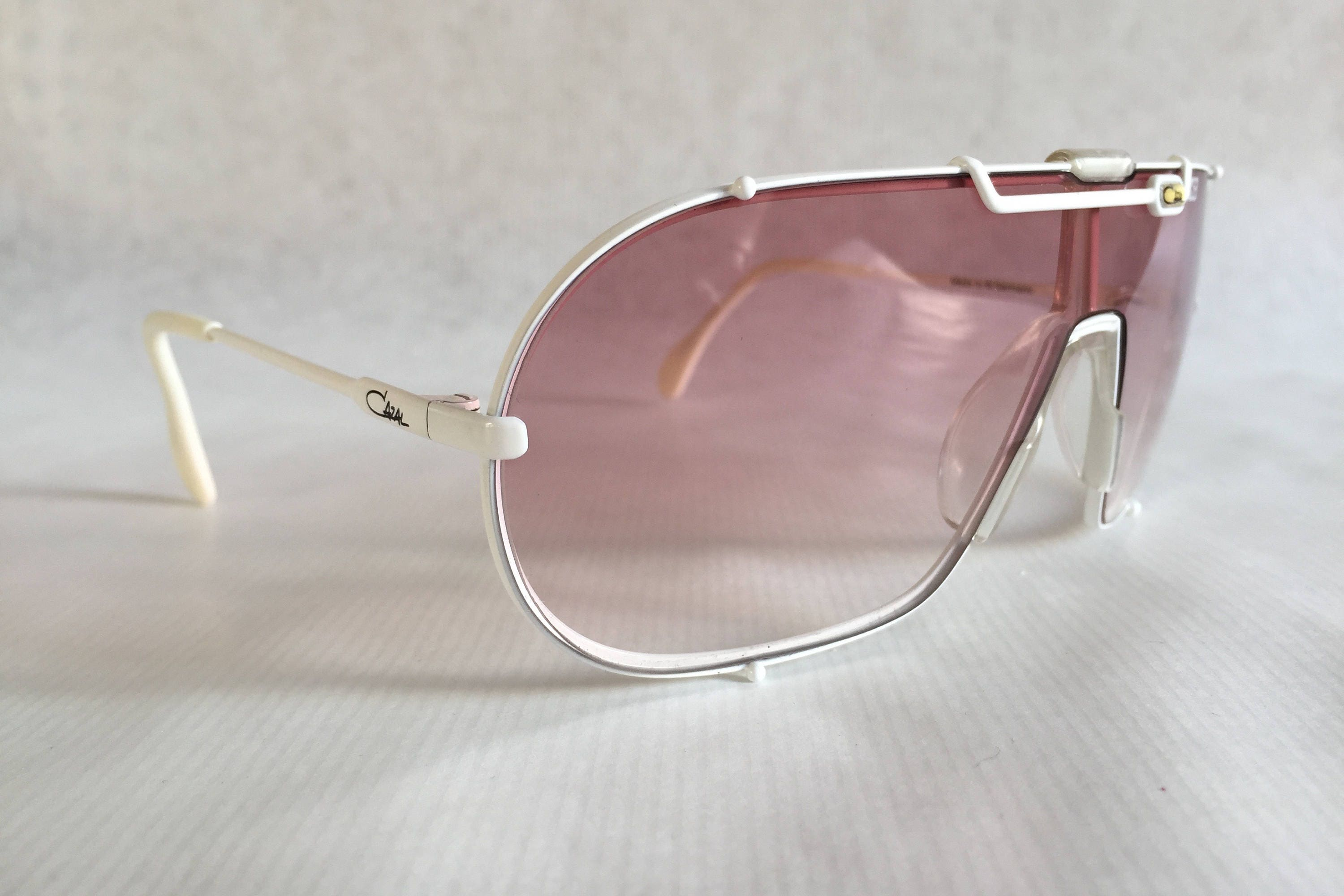 43459d08a4 Cazal 903 Col 70 Vintage Sunglasses New Old Stock including 2 Lenses ...