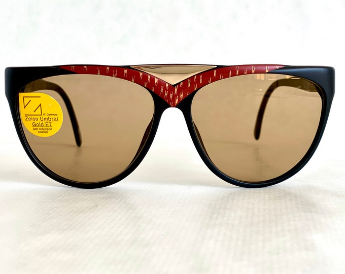 Zeiss Umbral West Germany 8153 Vintage Sunglasses – New Old Stock