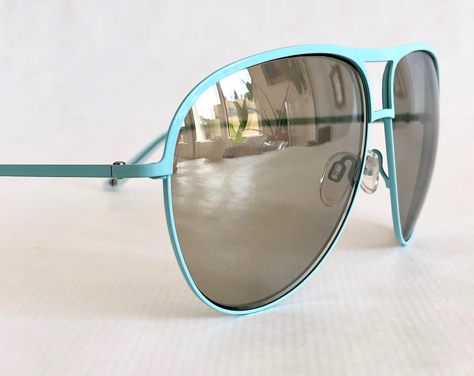 Claudia Schiffer by Rodenstock Oak C1001 Vintage Sunglasses – New Old Stock – Made in Germany