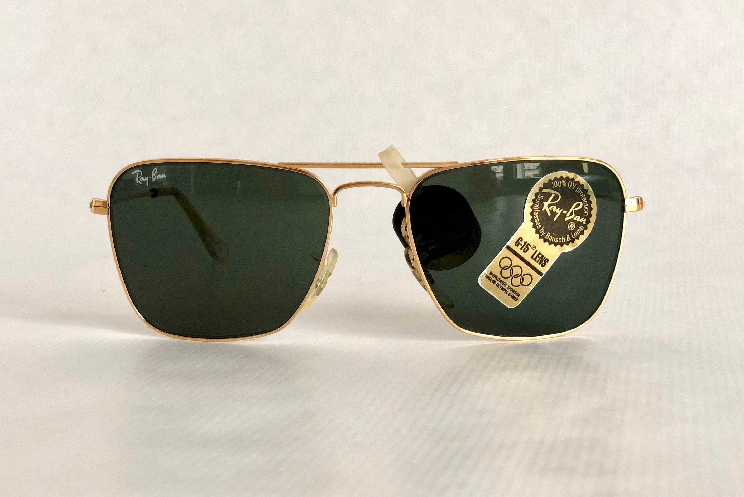 50ce0252f96 Ray-Ban by Bausch   Lomb Caravan Vintage Sunglasses including ...