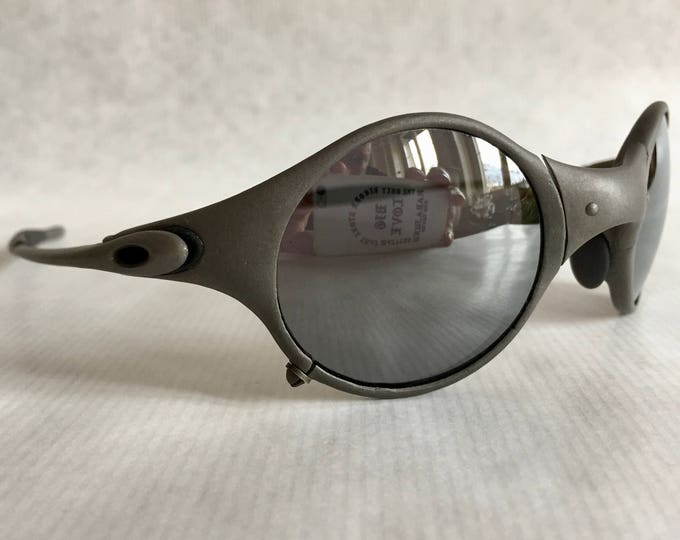 Oakley X Metal Mars Vintage Sunglasses New Unworn Deadstock including Case & Coin
