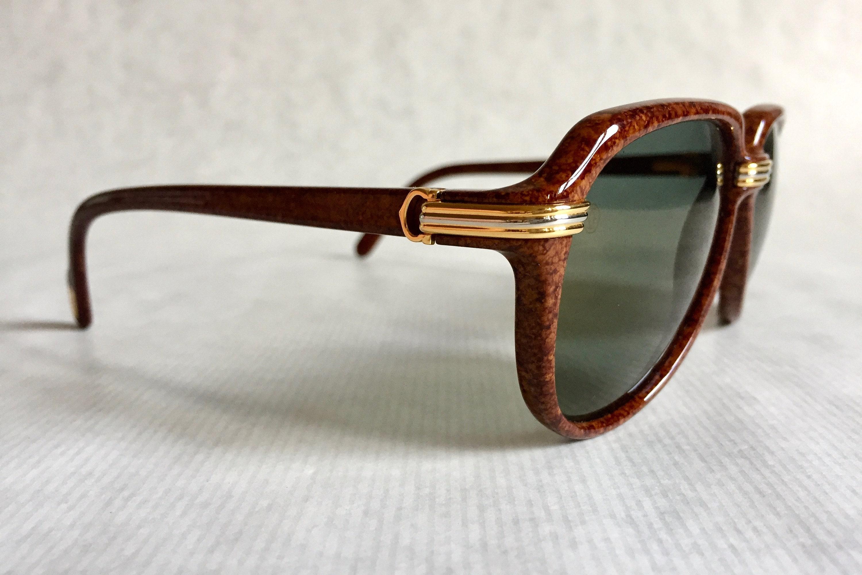 73bef6c04f Cartier Vitesse Vintage Sunglasses - Full Set including 2 Cases - New  Unworn Deadstock. gallery photo gallery photo gallery photo gallery photo  ...