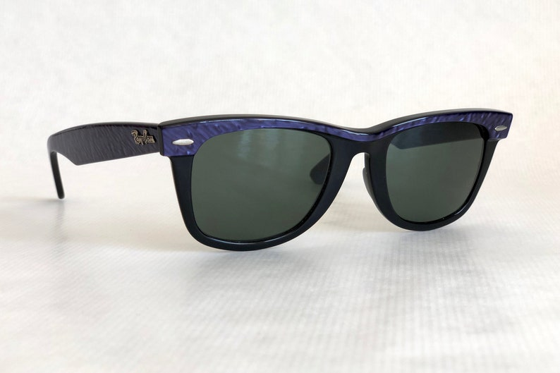 d9c6972e94 Ray-Ban by Bausch   Lomb WAYFARER Vintage Sunglasses New Old
