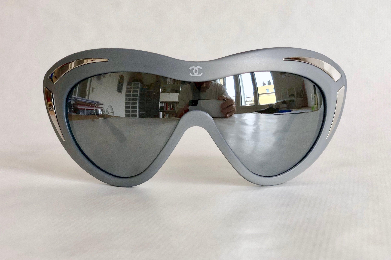 5791c96143e24 CHANEL 15545 Vintage Sunglasses – New Unworn Deadstock ...