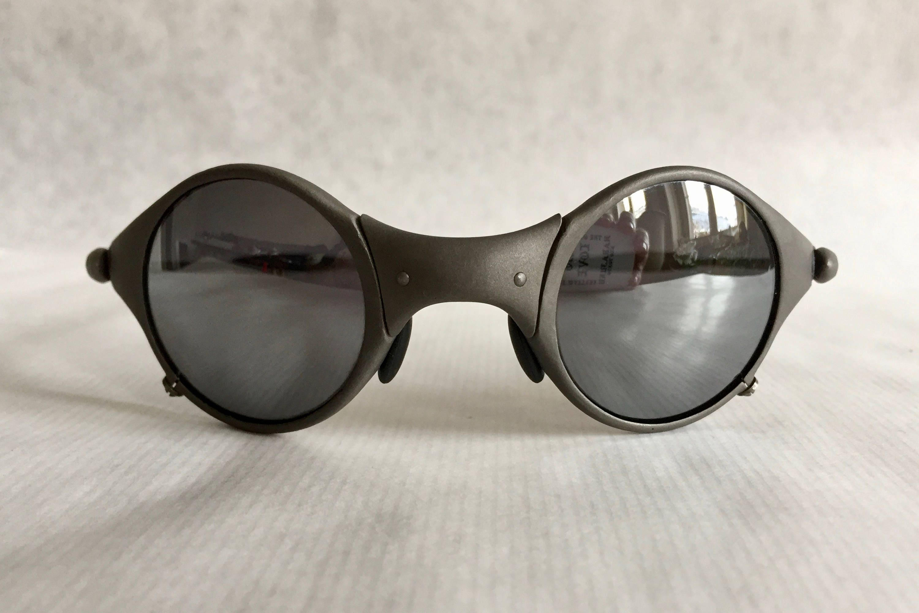1596e699423f2 Oakley X Metal Mars Vintage Sunglasses New Unworn Deadstock including Case    Coin. gallery photo gallery photo gallery photo gallery photo ...