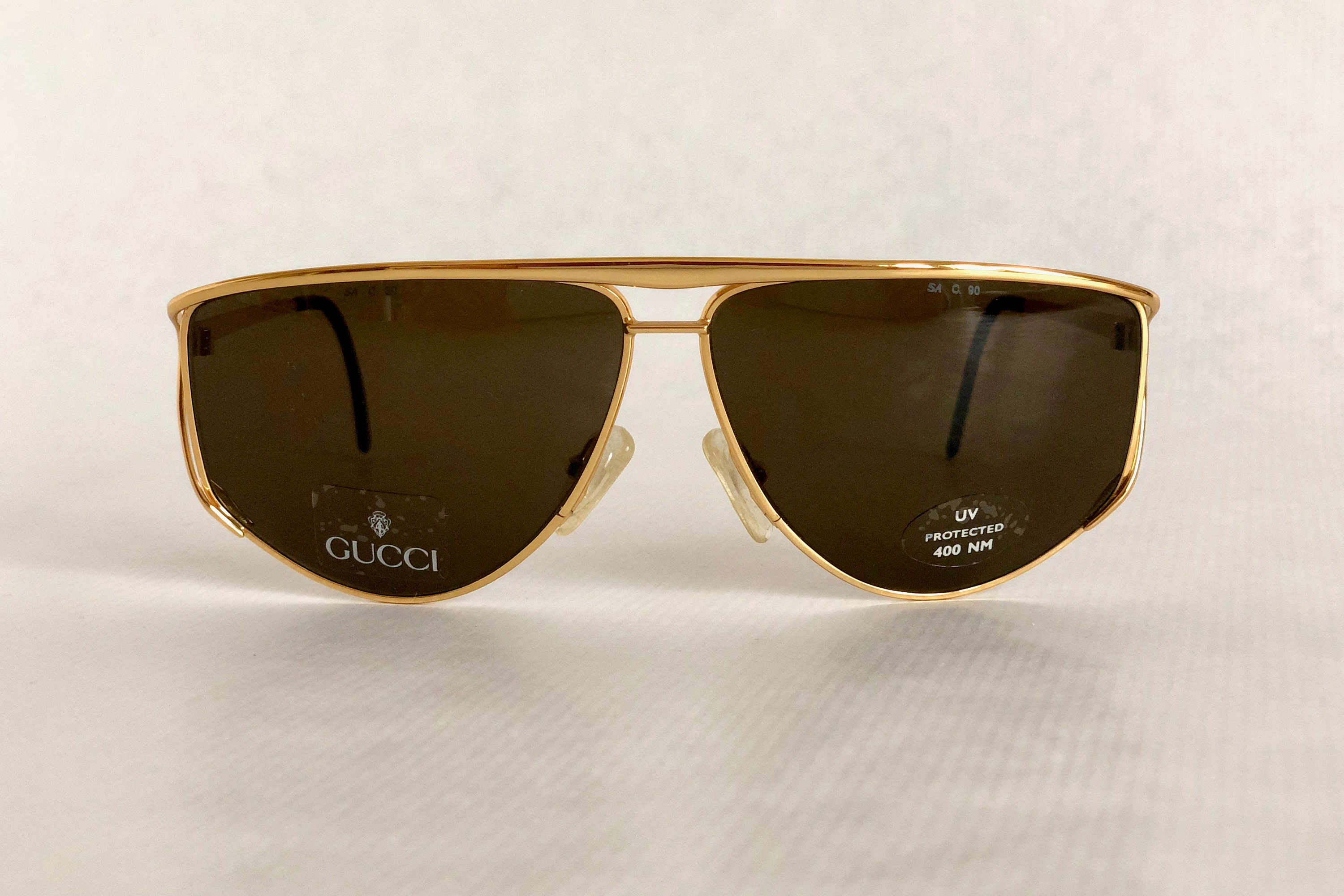 0526d5b938 GUCCI GG 2233 S Vintage Sunglasses New Old Stock including Case. gallery  photo ...