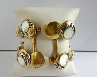 """The Pearl Cage"" women bracelet"